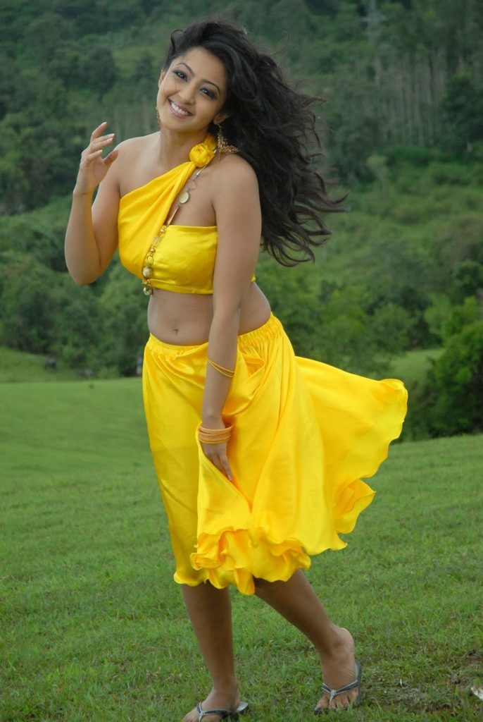 Aindrita Ray Navel Photos