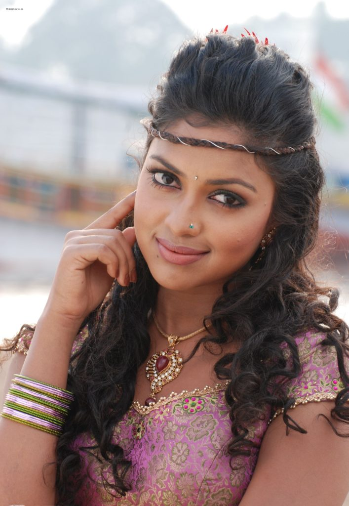 Amala Paul Cute Images