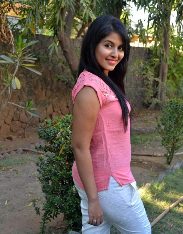 Anjali In Backside Images