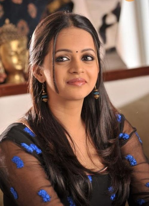 Bhavana Cute Smile Photos