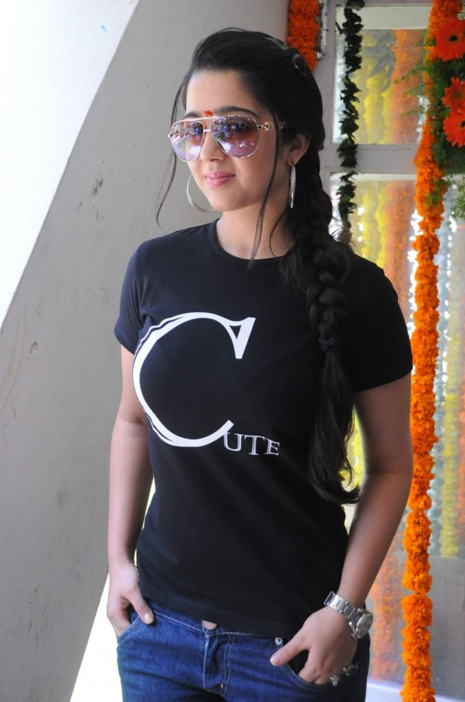 Charmi Kaur Bold Photoshoot Gallery