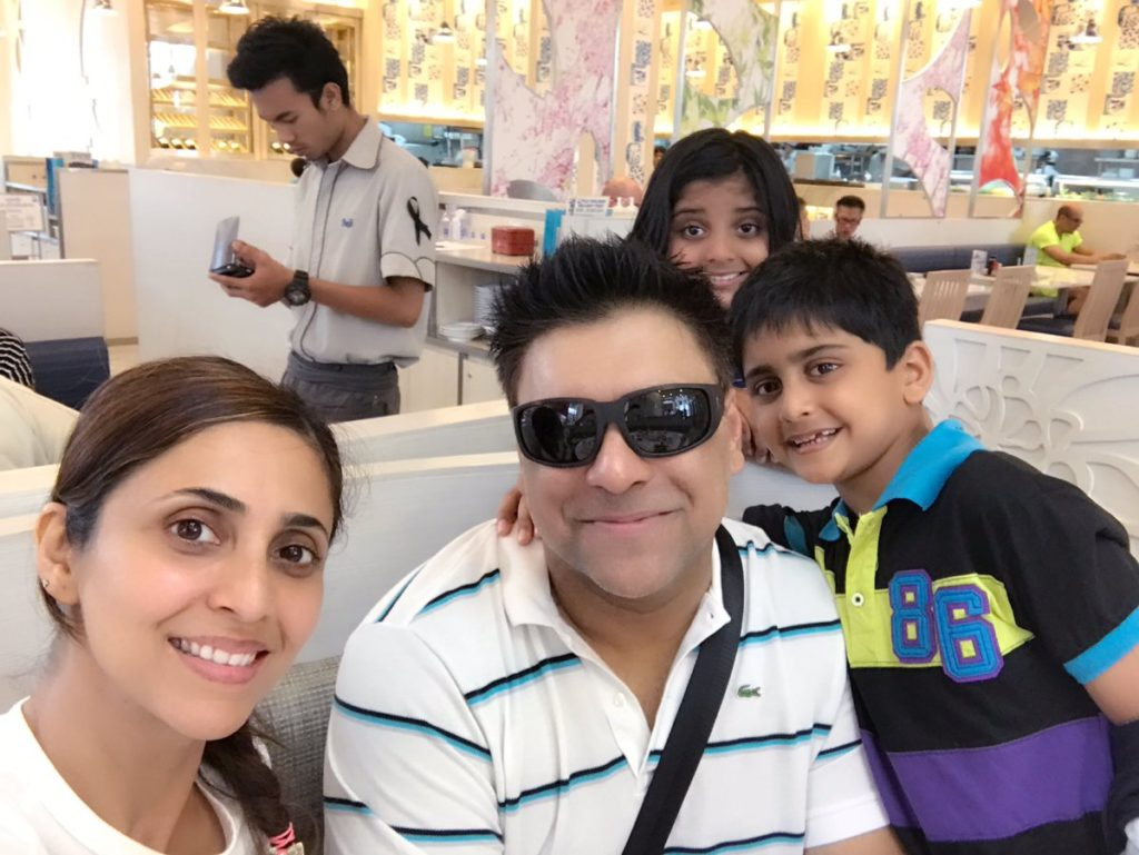 Gautami Kapoor Full Family Pictures
