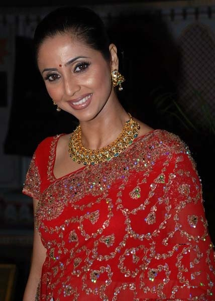 Gautami Kapoor In Saree Photos