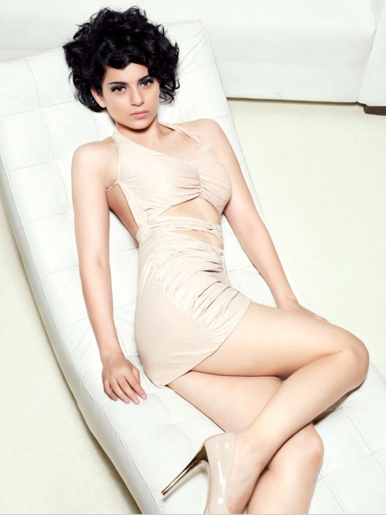 Kangana Ranaut Hot Images In Bra Panty Pics HD