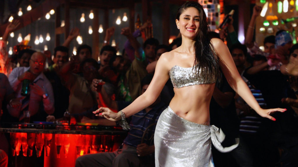 Kareena Kapoor Hot & Sexy Look In Gagra Choli Images Wallpapers