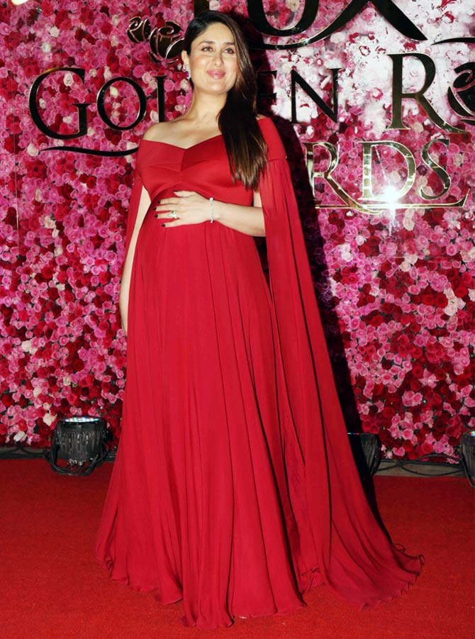 Kareena Kapoor Latest Hot HD Photos With Baby Bump
