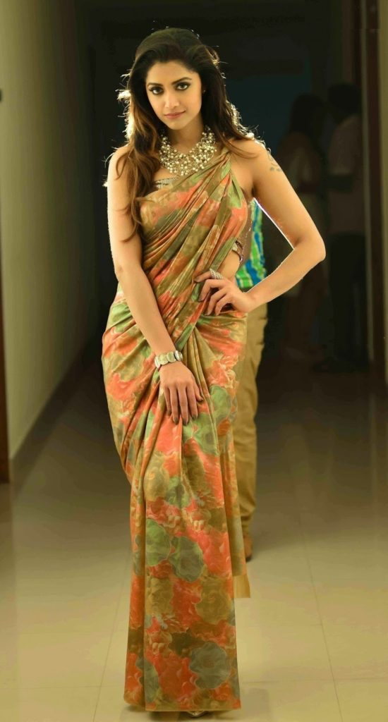 Mamta Mohandas In Saree Photos