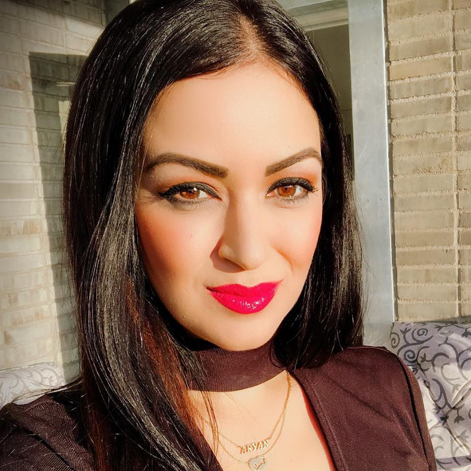 Maryam Zakaria Sexy Lips Full HD Images