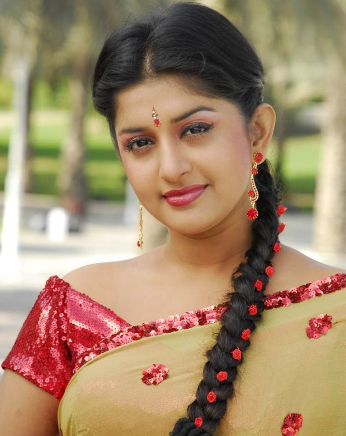 Meera Jasmine In Saree Hot Pics