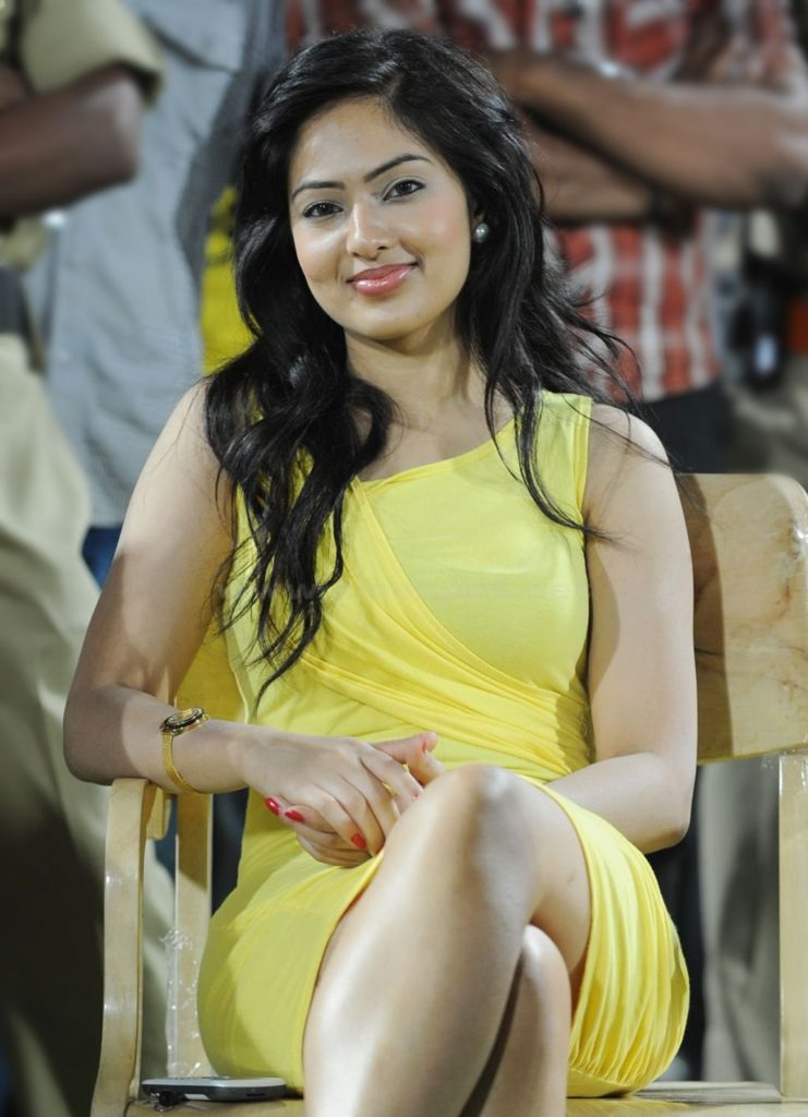 Nikesha Patel At Event Hot Photos