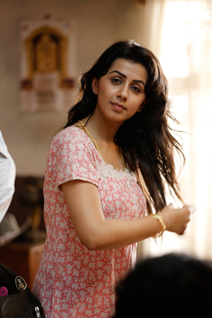 Nikki Galrani Bold Photos