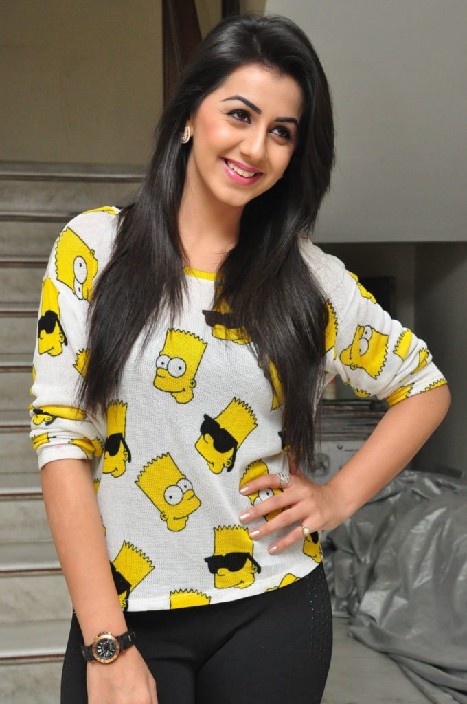 Nikki Galrani Latest Full HD Images