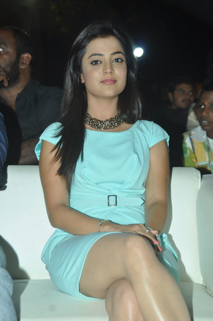 Nisha Agarwal In Shorts Pictures