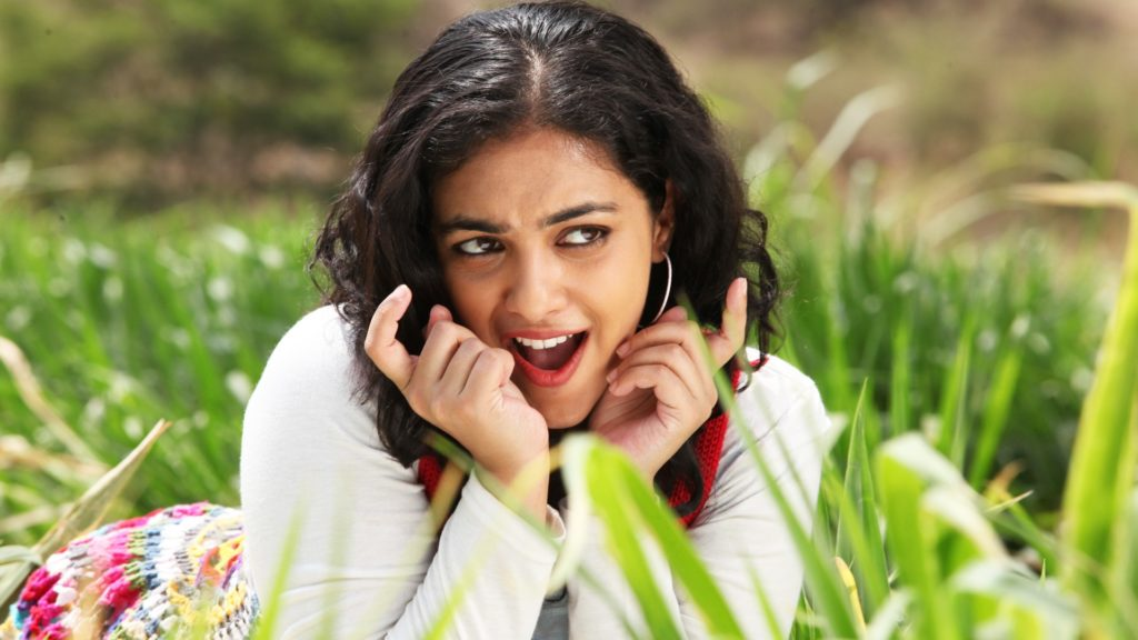 Nithya Menon Cute Pictures