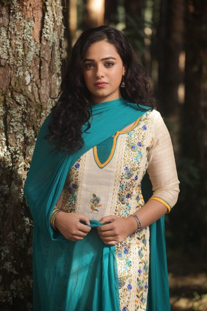 Nithya Menon New Wallpapers