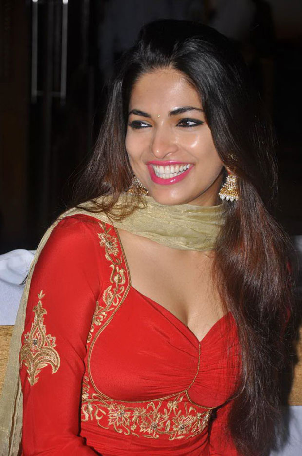 Parvathy Omanakuttan Cute Smile Pictures