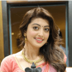 Pranitha Subhash Hot Navel Photos Bikini Backless Saree Images