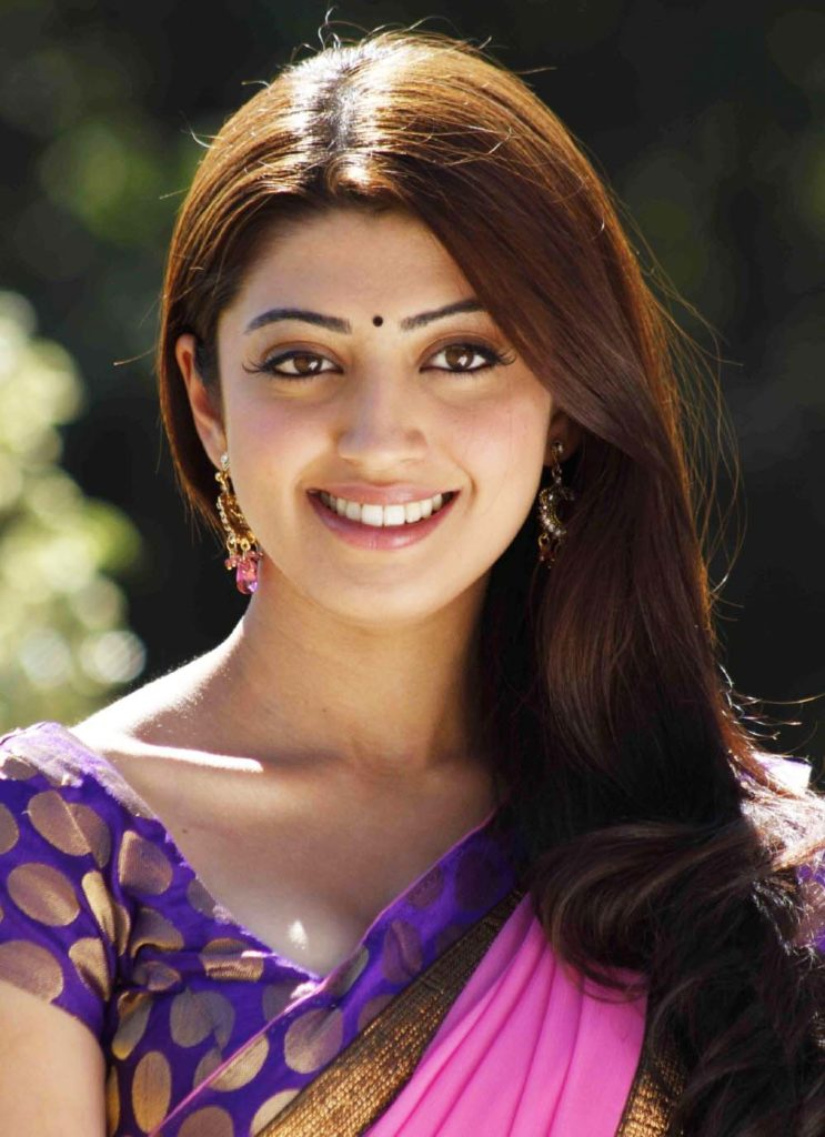 Pranitha Subhash Smile Photos