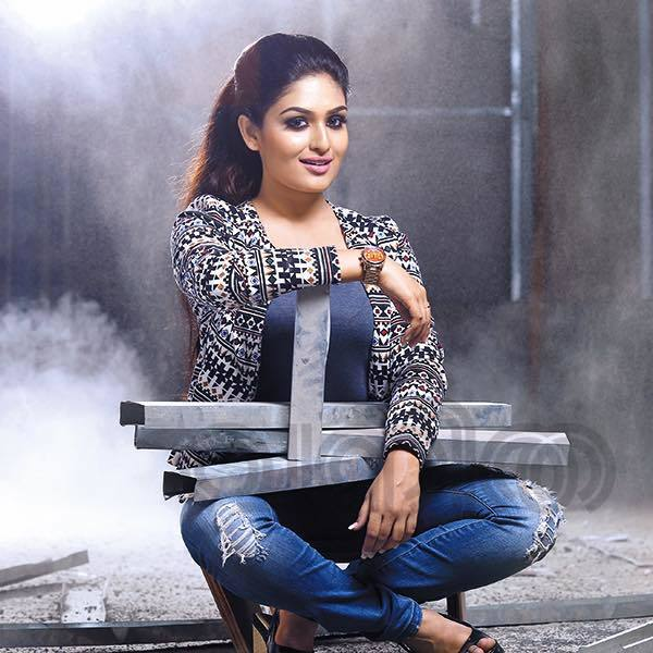 Prayaga Martin In Jeans Top Photos
