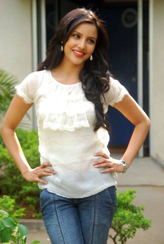 Priya Anand In Jeans Top Images