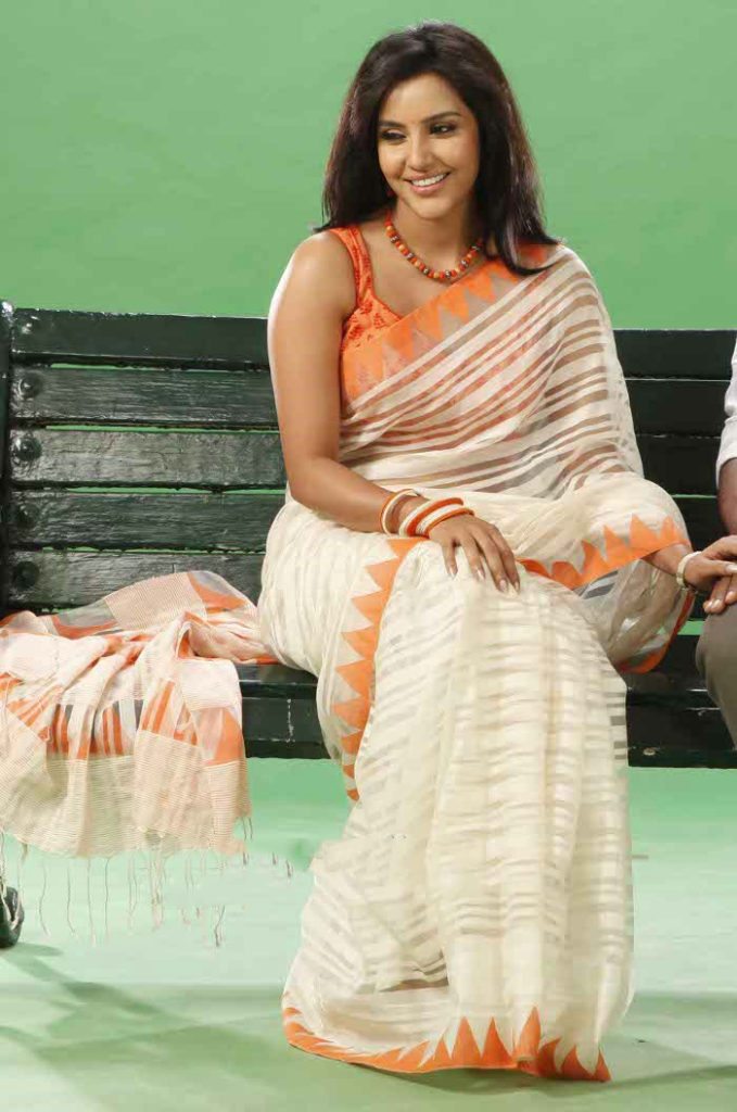 Priya Anand In Saree Photoshoot Gallery