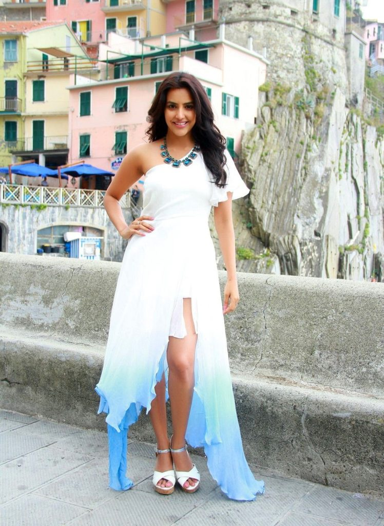Priya Anand In Shorts Pictures