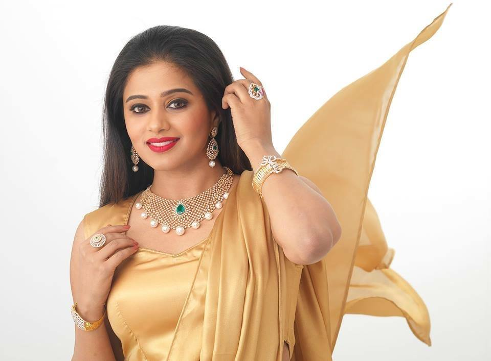 Priyamani In Saree Photoshoot