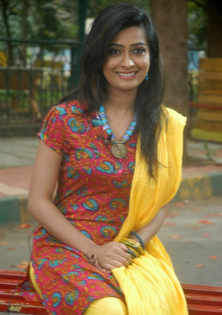 Radhika Pandit Bold Photos