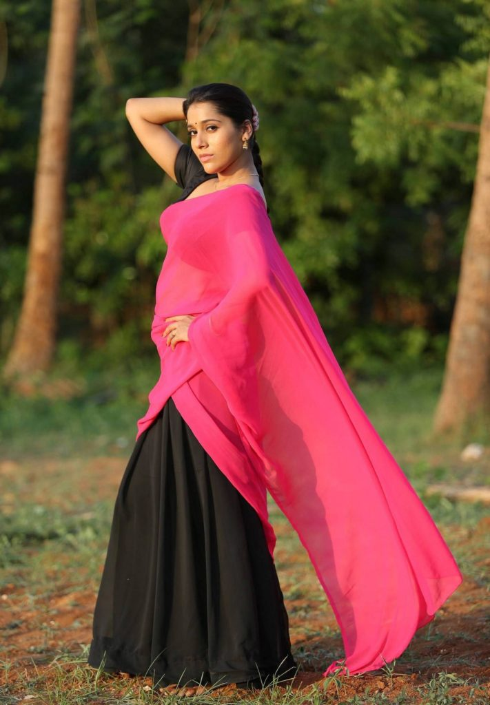 Rashmi Gautam New Images Photoshoot