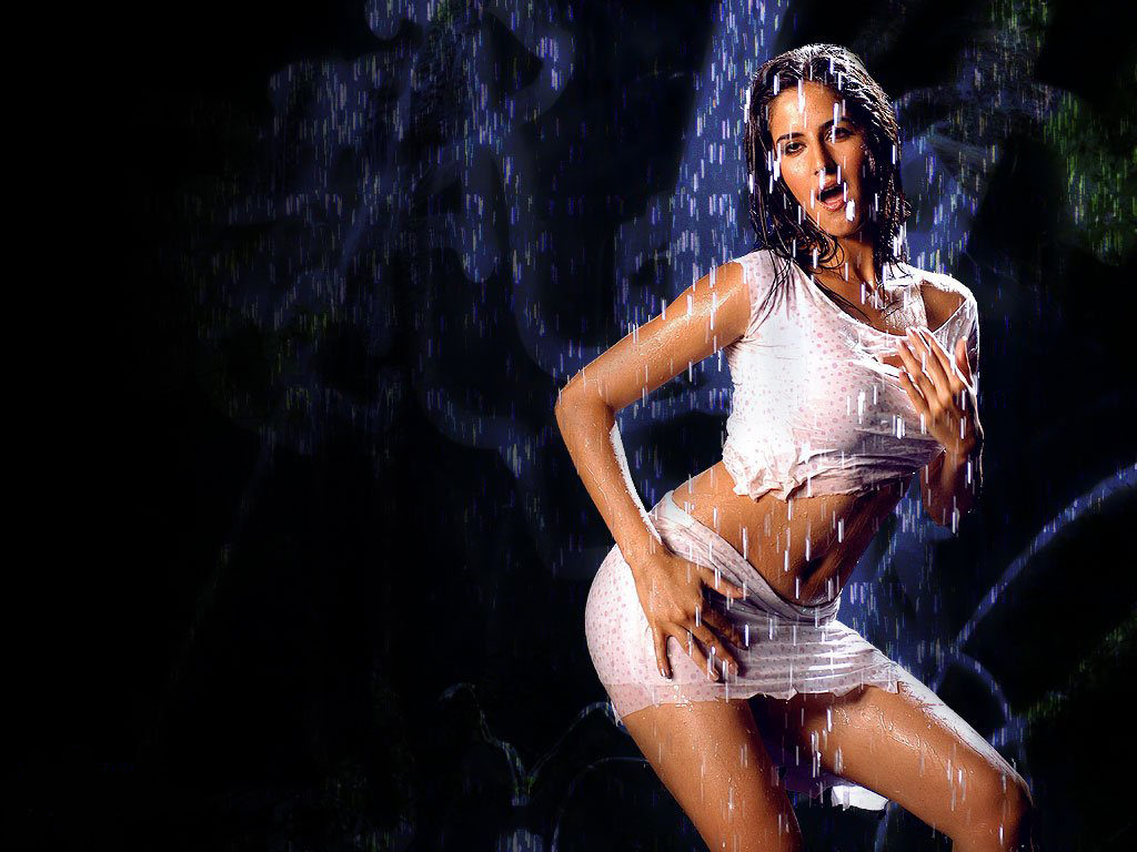 Sweet Katrina Kaif Beautiful Photos In Under Garment Images